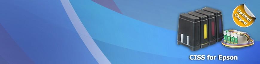 CISS für Epson Drucker | CISS-Bulk-Farbsysteme