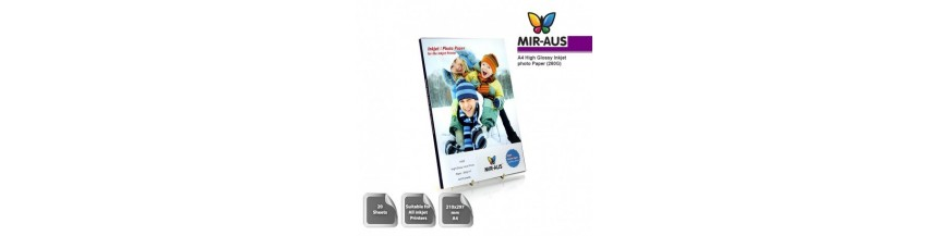 Papel de Photo Inkjet Premium (RC Base)