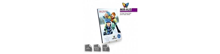 Papier Photo jet d'encre Premium à (Base de RC)