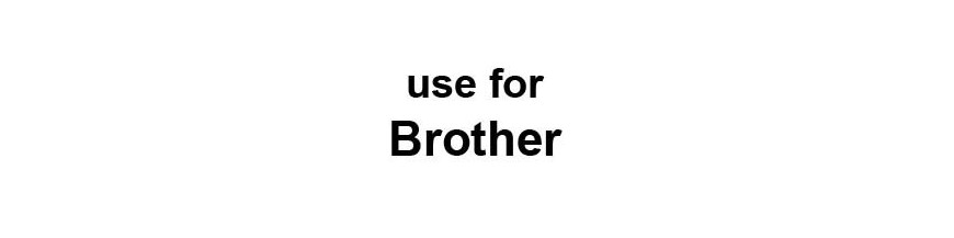 CISS bläck passar Brother-skrivare och påfyllningsbara patroner