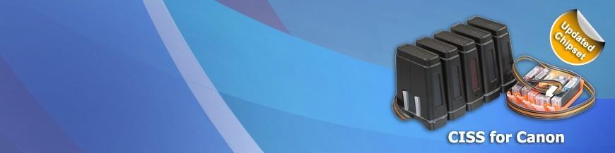 كيبك مستمر للطابعة Canon | كيبك مستمر نظم الحبر بالجملة.