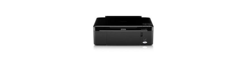 Sistema de tinta a granel uso ciss Epson NX Series
