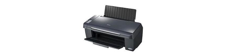 Epson printer Tx - serien CISS og bulk blæksystem