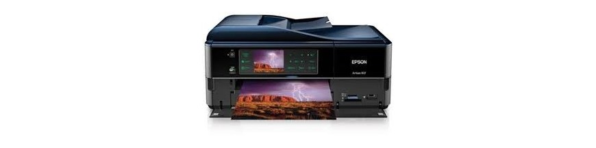Epson artisan printer series CISS and bulk ink system