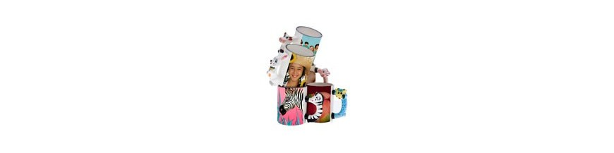 Tasses animaux
