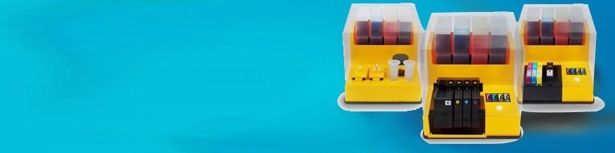 Système de Kit de recharge d'encre