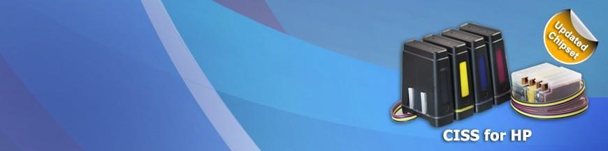 CISS für HP-Drucker | CISS HP Bulk-Farbsysteme