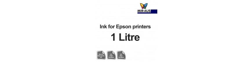 Refillable 1 litro bottiglia di inchiostro per stampanti Epson