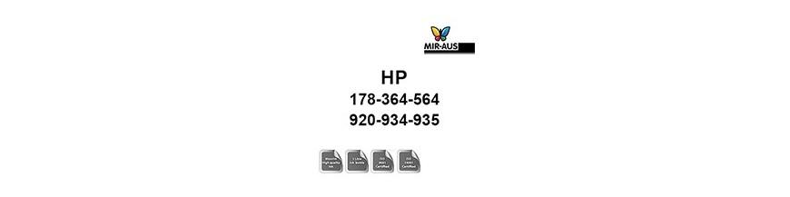 Código de cartucho 178-364-564-920-934-935