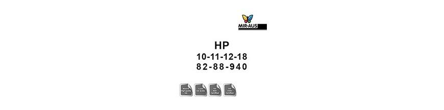 Cartridge code 10-11-12-18-82-88-940