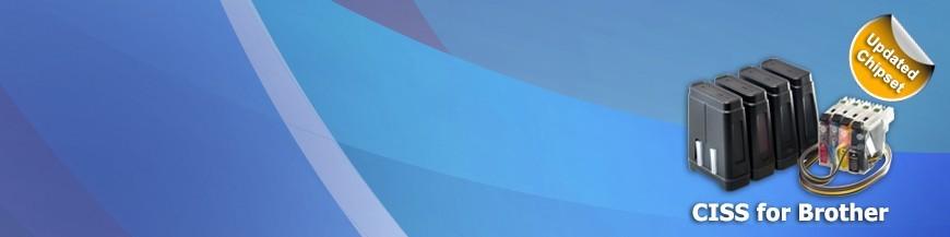 CISS für Brother Drucker | Bulk-Farbsysteme