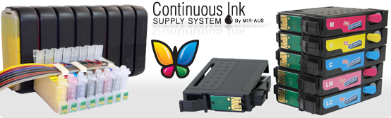 NEW continuous ink supply system