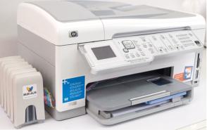 CISS Installation for Epson printers - MIR-AUS