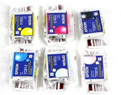 Epson original cartridges