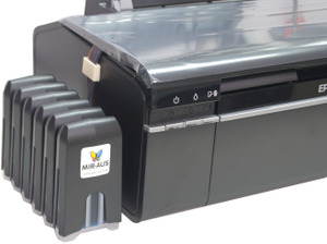 CISS with Epson T50 printers
