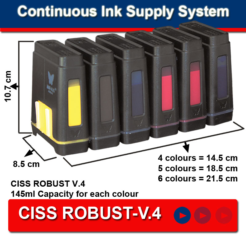 Continuous Ink Supply Systems robust v.4