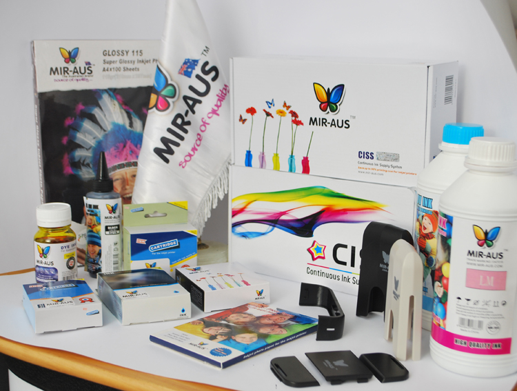 miraus Australia product packaging