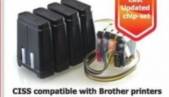 Ciss chip for Brother's printer LC-133