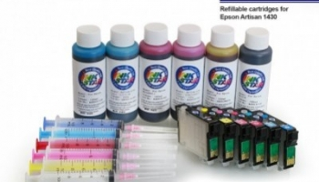 MIR-AUS A+B refillable ink cartridges